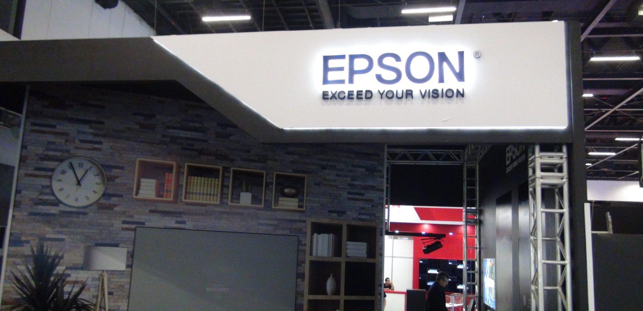 a95466018fa A Epson apresentou uma linha completa de projetores de alta potência que  vão de 12 a 25 mil lumens