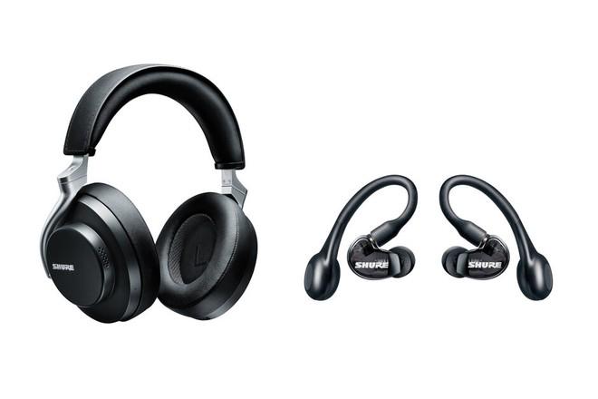 fones de ouvido Premium da Shure