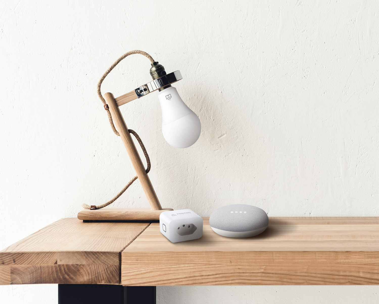 A caixa de som dos sonhos para comandar sua casa inteligente: um projeto da Positivo Casa Inteligente com o Google Nest Mini