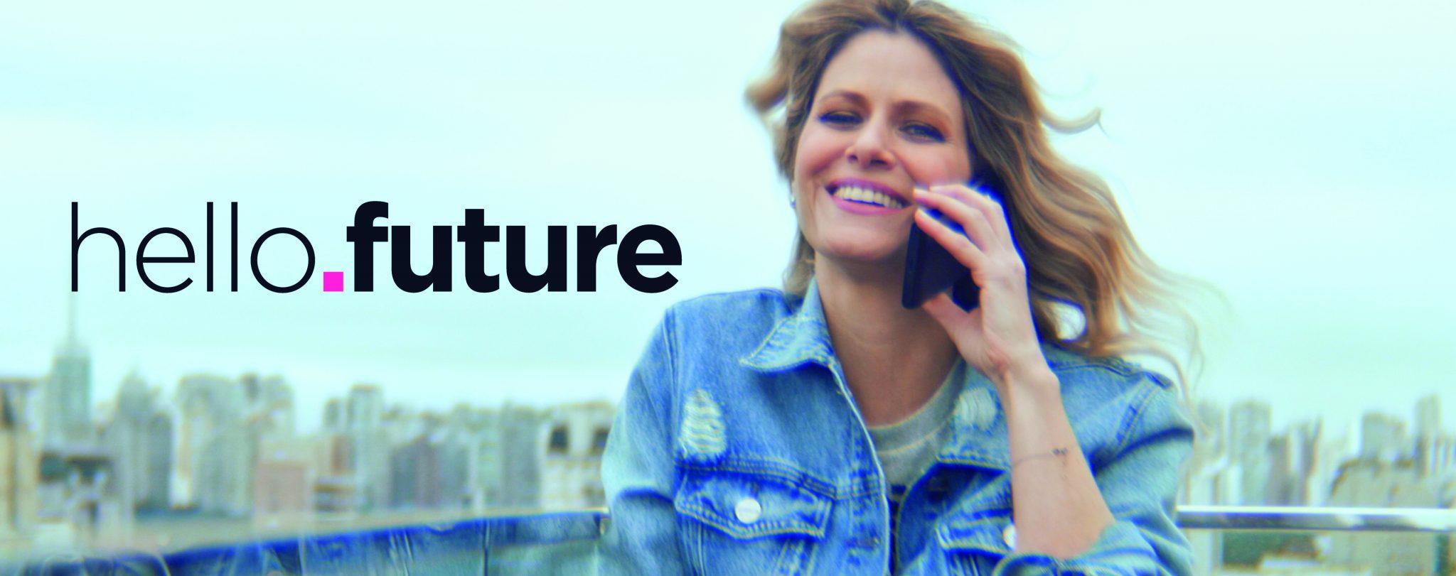 Didi Wagner na série criada pela Motorola