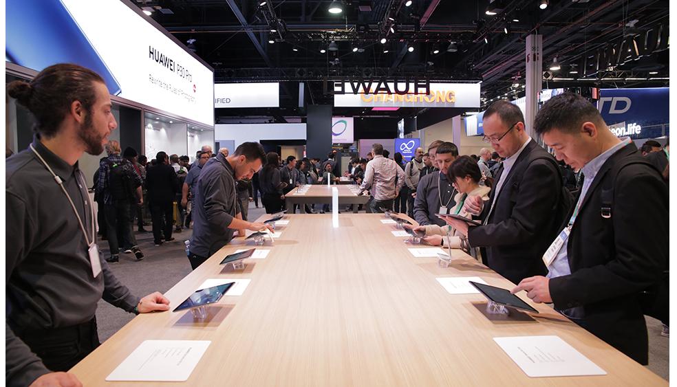 Huawei - smartphones 5G