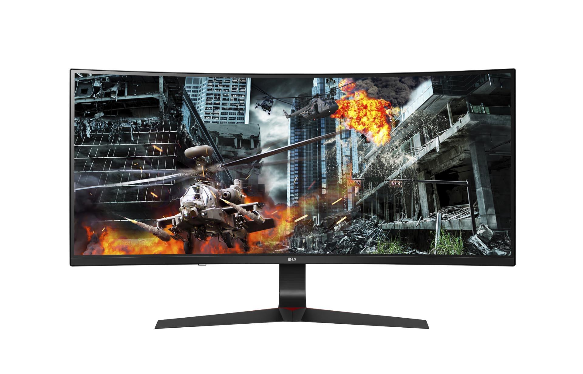 Novo monitor da LG é feito sob medida para os gamers