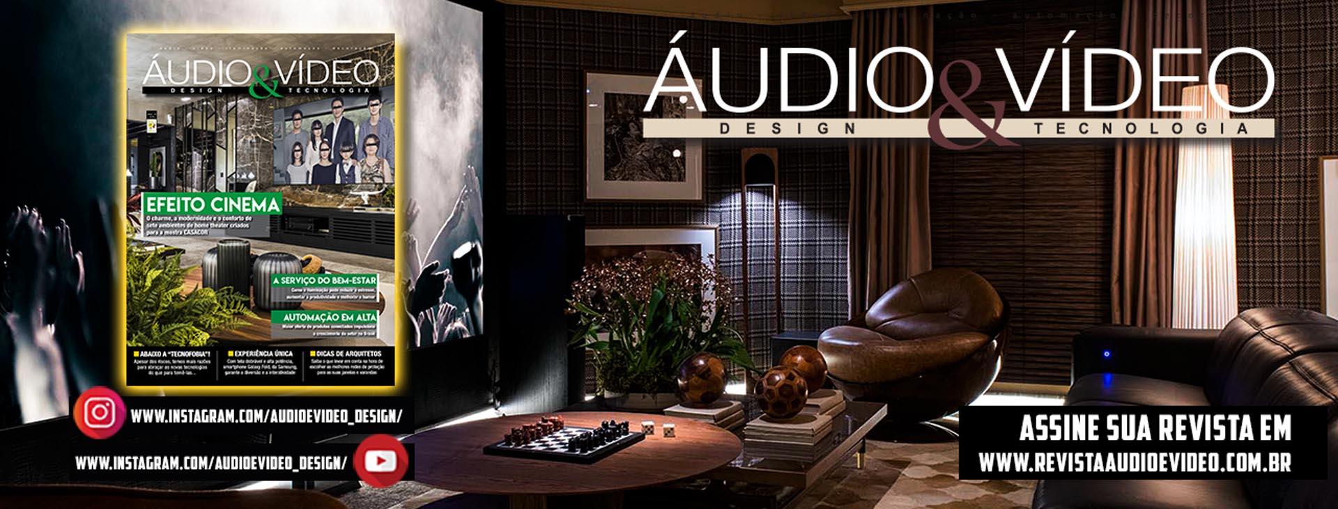 Chega a edição 176 da Áudio & Vídeo