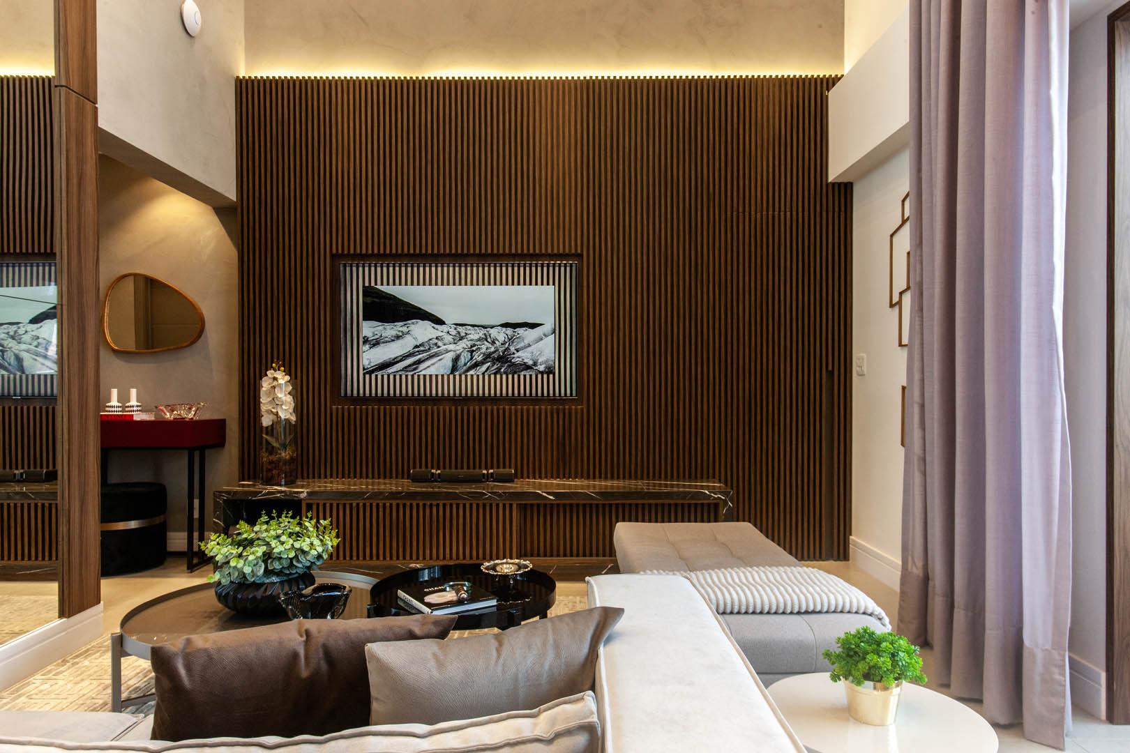 Projeto da Designer de interiores Giseli Koraicho