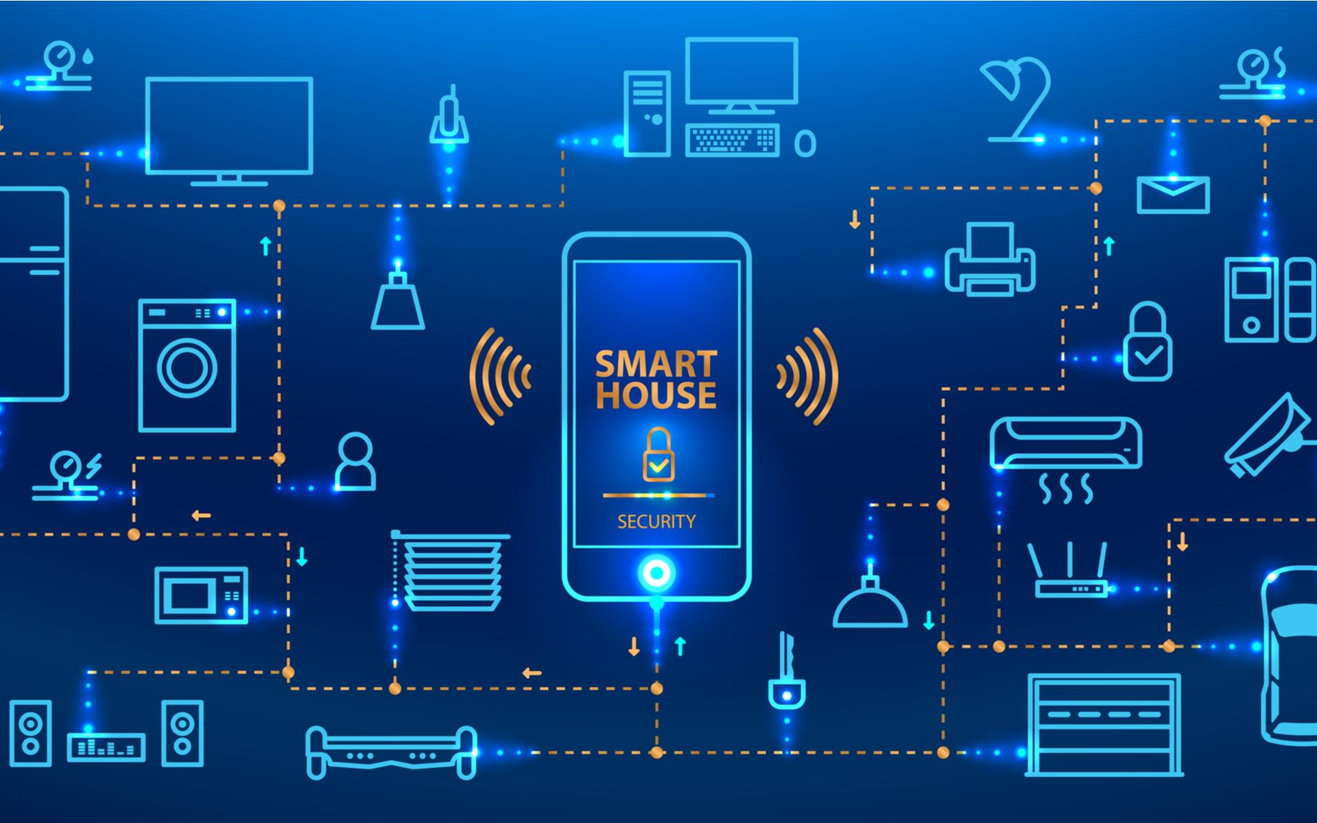 Curso Internet das Coisas e Casa Inteligente