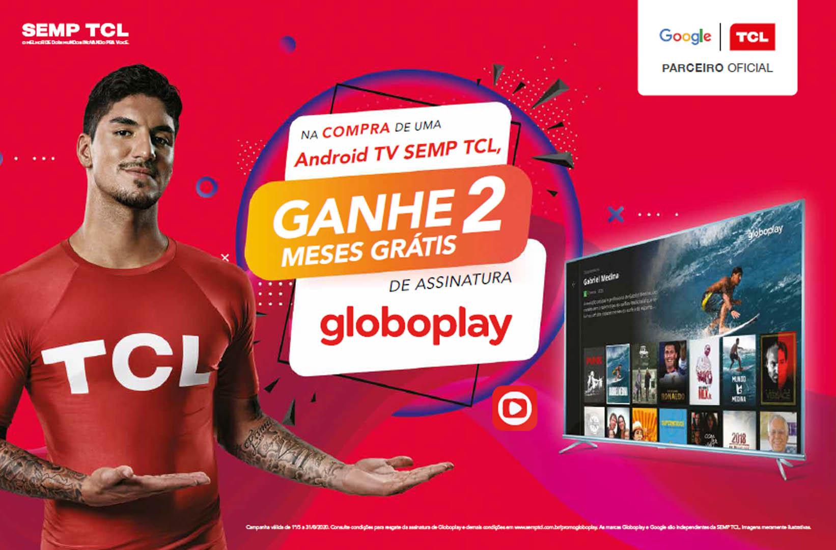 SEMP TCL lança Promoção Android TV