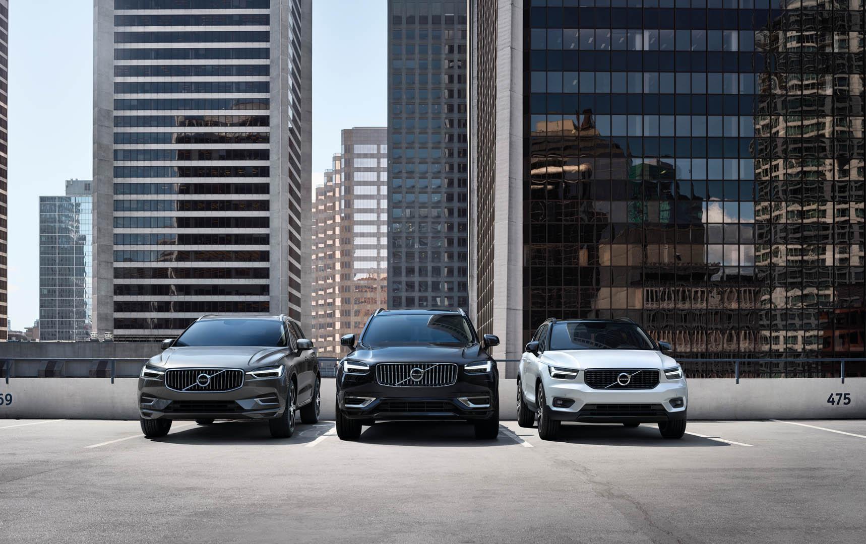 Volvo On Call estimula os motoristas a ter carro elétrico