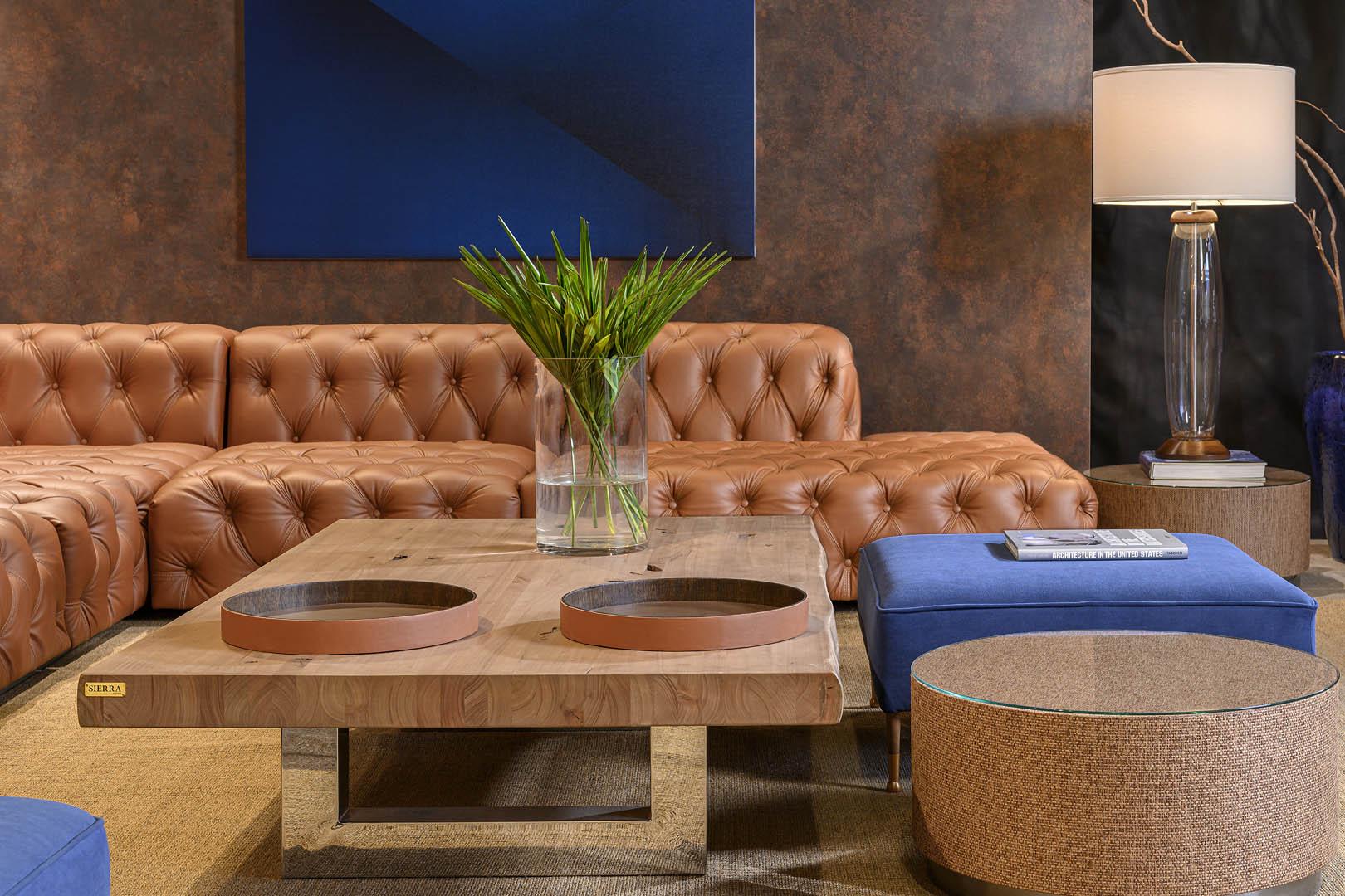 Mesas fazem a diferença na sala de estar