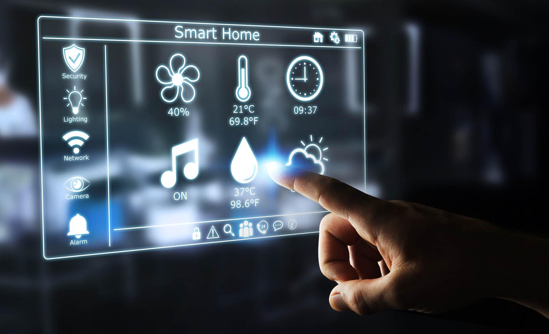 Soluções de IoT da Positivo Casa Inteligente