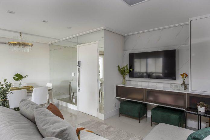 Projeto de apartamento é assinado pela VilaVille