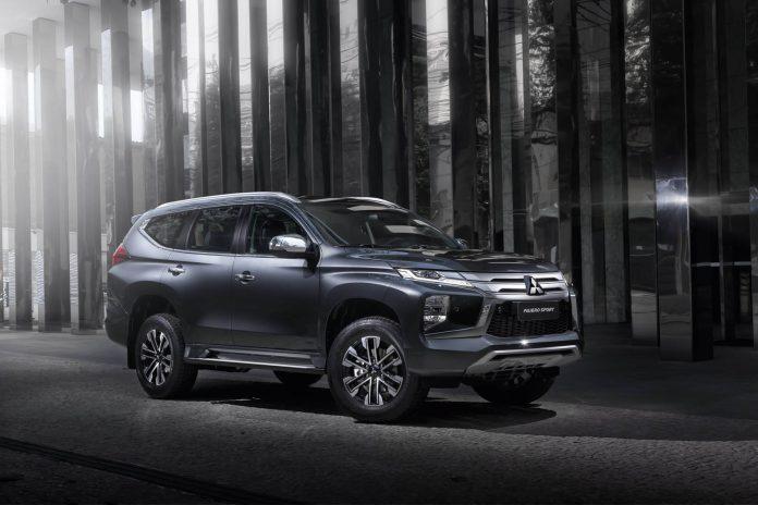 Mitsubishi Motors apresenta o Pajero Sport 2021