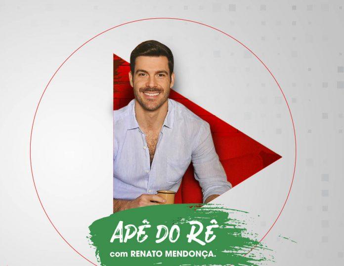 Steck participa da websérie Apê do Rê