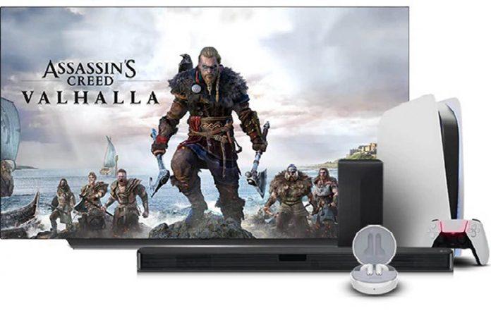Nova campanha da LG destaca os diferenciais da OLED TV para games