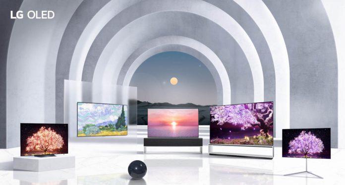 Facilidade na busca por conteúdos nas TVs da LG