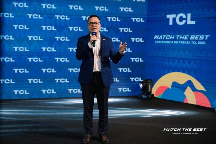 TCL acredita no poderoso espírito do futebol e firma patrocínio