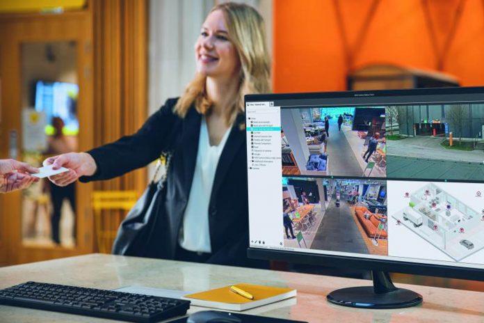 Axis oferece videomonitoramento unificado e eficiência no controle de acesso