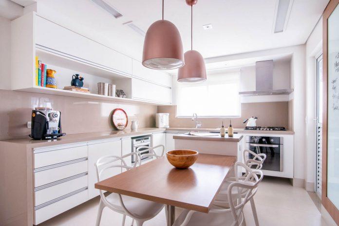 Como ter uma cozinha prática e elegante