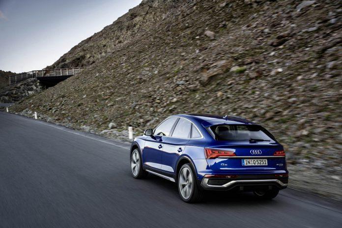 Alta tecnologia nos novos Audi Q5 e Q5 Sportback