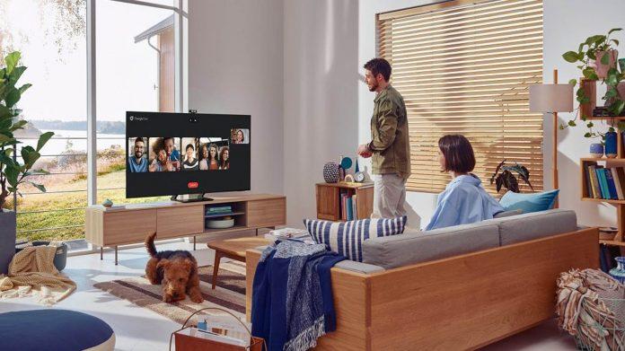 TVs da Samsung agregam recursos interessantes às videochamadas