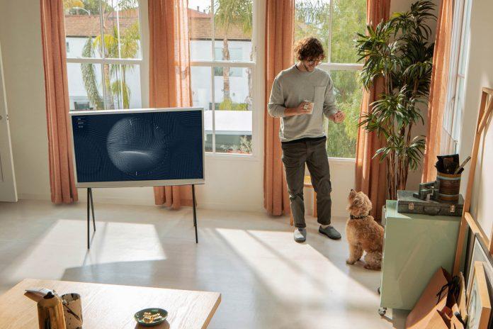 Samsung lança a TV The Serif, uma obra-prima em termos de design e desempenho