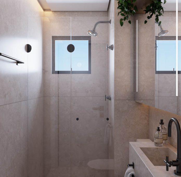 Especialista dá dicas para tornar mais funcionais e charmosos os banheiros pequenos