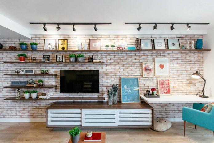 Bonitos e práticos esses estilos podem ser combinados em um décor moderno